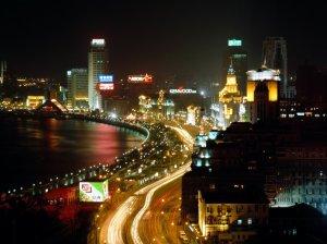 Rainbow Travel Blog - Shanghai at Night