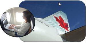 Air Canada Wi Fi