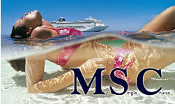MSC Cruises Special Single Rates