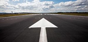 Runway UK Re Open's Skies